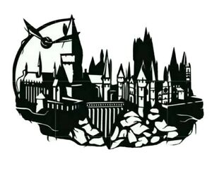 New Harry Potter HOGWARTS CASTLE SCHOOL Cutting Die