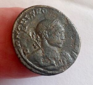 CONSTANTINE II - UNPUBLISHED BRONZE of LONDON ?