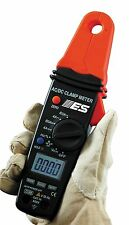 Electronic Specialties Low Current AC/DC Clamp Meter Probe Multimeter ESI 687 -