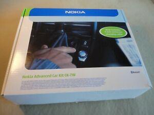 NOKIA ADVANCED CAR KIT CK-7W NEW IN ORIGINAL BOX