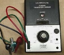 GLOBE PATROL Science Fair SW shortwave radio kit vintage NOS repl transistor set