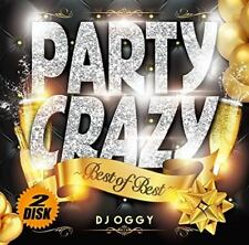 DJ OGGY-PARTY CRAZY BEST OF BEST-JAPAN 2 CD E25