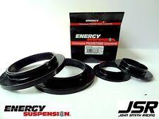 79-04 Ford Mustang Energy Suspension Black Rear Polyurathane Spring Isolator Kit