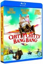 Chitty Chitty Bang Bang (Dick Van Dyke) New Region B Blu-ray