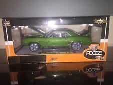 Rare M2 Machines 1/24 1969 Chevrolet Camaro RS s02 Foose 1 Of 5000 Walmart Green
