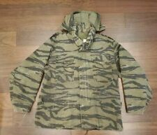 Vintage Alpha Industries Camo Parka Coat Field Jacket Size Large M-65