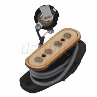 6.35 mm Hole Dia 4 String Bass Pickup for Electric Cigar Box Guitar Wooden