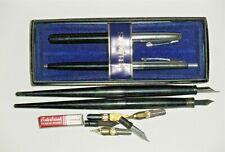 Mixed Lot 10 pcs Writing Instruments Sheaffer Calligraphy Pencil Nibs