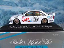 1/43   Minichamps   Opel Omega Evo DTM 1993 Strycek