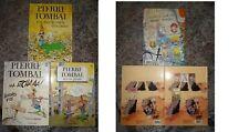 EO Lot des tomes 2, 4, 8 de la série PIERRE TOMBAL Bon état Cauvin Hardy