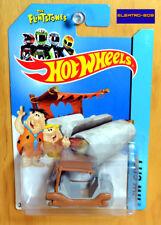 Hot Wheels The Flintstones Flintmobile - New/Sealed/VHTF [E-808]