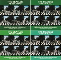 THE BEATLES 『ABBEY ROAD : RECORDING SESSIONS CHRONOLOGY』4 Title SET 8CD F/S