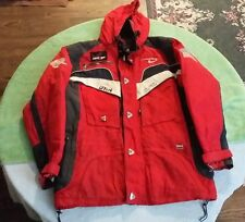 Karbon US Junior Luge Team Jacket Size Large Winter Ski Coat Schure Sports