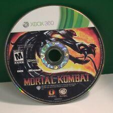 Mortal Kombat (Microsoft Xbox 360, 2011) DISC ONLY 11986