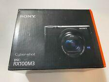 Sony DSC-RX100 III 20.1 MP Compact Digital Camera - Black