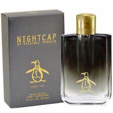 NIGHTCAP by Original Penguin men cologne EDT 3.3 / 3.4 oz New in Box