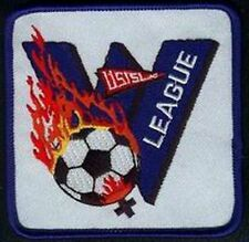 A-LEAGUE USISL UNITED STATES INTERNATIONAL SOCCER LEAGUE JERSEY LOGO PATCH NEW