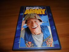 Ernest in the Army (DVD, Full Frame  2002)