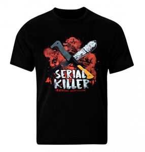 Extreme Adrenaline - SERIAL KILLERS - Men's T-Shirt