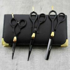 Salon Hairdressing Hair-cutting Scissors Set 3 PCS cutting and Thinning Shears