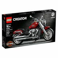 LEGO® CREATOR EXPERT 10269 Harley-Davidson® Fat Boy® - FACTORY SEALED / NEW