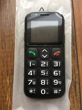 Big Button Phone Basic Simple Senior Mobile Big Buttons SOS Dual 2 Sim Unlocked