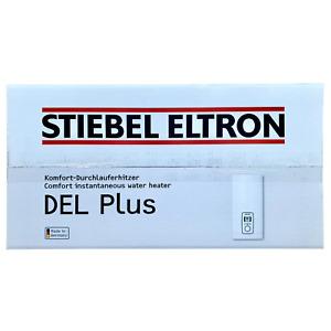 ✔Stiebel Eltron Durchlauferhitzer DEL 18/21/24 Plus 236739✔NEU&OVP✔
