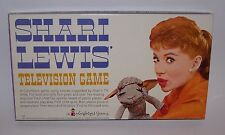 Shari Lewis Television Game Colorforms Adventure Play Set Unused 1962 Vintage
