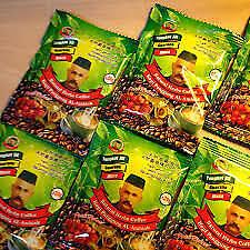 20X ORIGINAL STRONGMAN COFFEE AL-AMBIAK TONGKAT ALI Natural Herbs Male Wellness