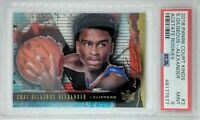 2018 Panini Court Kings Shai Gilgeous-Alexander Rookie RC #3, PSA 9, Pop 7, 9 ^