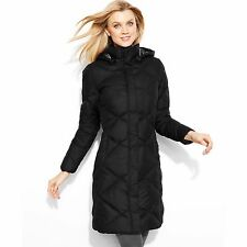 NEW The North Face Miss Metro Long Quilted Down Parka- Black S $320