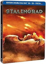 """STALINGRAD"" [COMBO BLU-RAY 3D + BLU-RAY + COPIE DIGITALE -neuf sous blister"