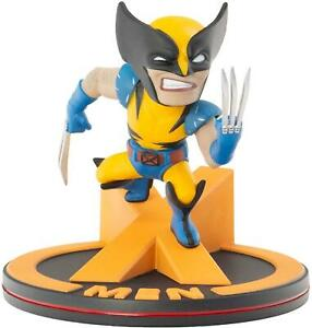 Marvel Q-Fig 80th Anniversary Wolverine Figure Bone Claws Collectible