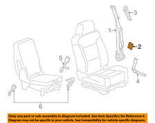 GM OEM Front Seat Belt-& Retractor Cover 23101017