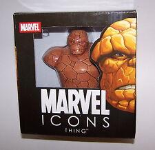 Marvel Icon Thing Mini Head Bust # 227/5000 Nib Alex Ross