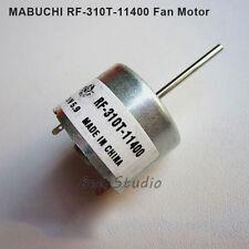 MABUCHI RF-310T-11400 Motor D/V 5.9 3V-6V 6400rpm 22mm Long Shaft Dia. 2mm