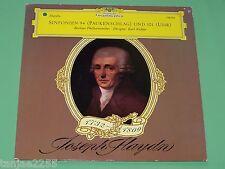 Haydn - Karl Richter - Sinfonie 94 Paukenschlag & 101 Uhr - DGG UK LP