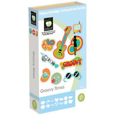 NEW!!  Cricut cartridge Groovy Times!!  Retired/ HTF!!  Free shipping!!