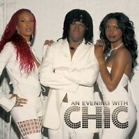 CHIC - AN EVENING WITH CHIC  VINYL LP NEW+