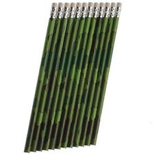 Camouflage Military Army Greens Party Supplies Favours Pencils 12 pack