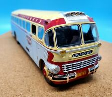 American Heritage Models ACF Brill IC-41 Trailways1:50 scale model bus SEE DESC!