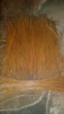 Long leaf pine needles from alabama for basket weaving. dry 1 1/4 lbs
