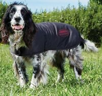 Weatherbeeta Waxed Dog Coat Water Resistant Waxed Cotton Outer ALL SIZES