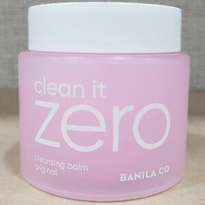 BANILA CO Clean it Zero Cleansing Balm Makeup Remover Sherbet 100ml 180ml