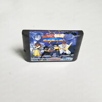Yu Yu Hakusho: Makyo Toitsusen (1994) Game Card Sega Genesis Mega Drive System