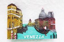 Venezia Venice Italy Fridge Magnet 3D Resin Souvenir Tourist Gift Refrigerator