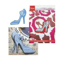 High Heel Shoe Metal Die Cut Marianne Designs Cutting Dies LR0291 Woman Pump