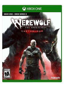 Werewolf: The Apocalypse - Earthblood (XB1) - Xbox One* FACTORY SEALED*