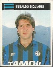[AA] FIGURINA CAMPIONI & CAMPIONATO 1990/91-ATALANTA-BIGLIARDI