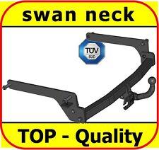 Towbar TowBall  Renault Laguna I Hatchback 1994 to 2000 / swan neck TowHitch